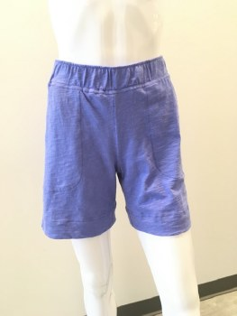 Escape 60003 Cotton Slub Short XS Baja Blue