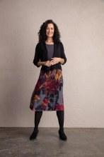 Habitat 33950 Rayon Crepe Skirt XS Autumn Floral