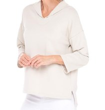 Habitat 39031 French Terry Easy Pullover XS Stone
