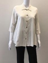 Color Me Cotton 5476 Shirt W/Back Pleat XS Beige