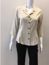 Color Me Cotton GT9997 Tencel/Rayon Blend Shirt S Beige