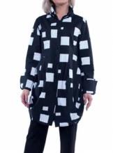 Comfy Tokyo Shirt SN162 S Black/White
