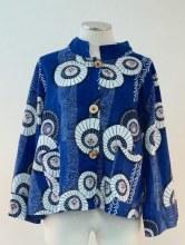 Cupcake SP19-1012 Cotton Jacket Blue M