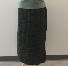 Cut loose 6989110 Long Crimped Skirt  XS