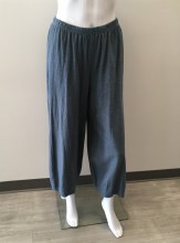 Cut loose Cropped Pant w/Darts 5022088 S Blueprint