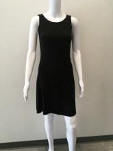 Cut loose Layering Tunic/Dress 6440118 XS Black