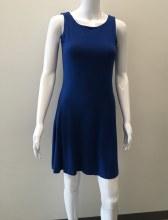 Cut loose Layering Tunic/Dress 6440118  XS Royal Navy