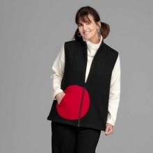 Fat Hat Catamount Vest CDCV L Black
