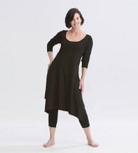 Fat Hat TKB-SD Simple Dress S Black
