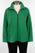 Fat Hat Zippy Jacket CDZJ One Size Forest Green