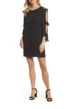 Forest Lily 240L122 Chiffon Dress 2 Black