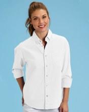 Fresh Produce Oxford Shirt ALSOXFD XS White