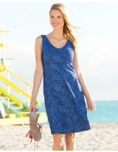 Fresh Produce Ocean Tide Olivia Dress M