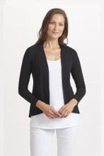 Habitat 55930 Short Jersey Jacket XS Black