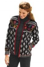 Lost Horizons Kira Sweater S Black