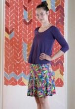 Salaam KS122 Flippy Skirt S 1705