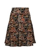 Salaam KS122 Flippy Skirt S 1593