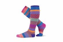 Solmate Adult Knee Socks S Carnation