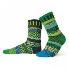 Solmate Adult Crew Socks M Earth