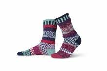 Solmate Adult Crew Socks S Healthcare