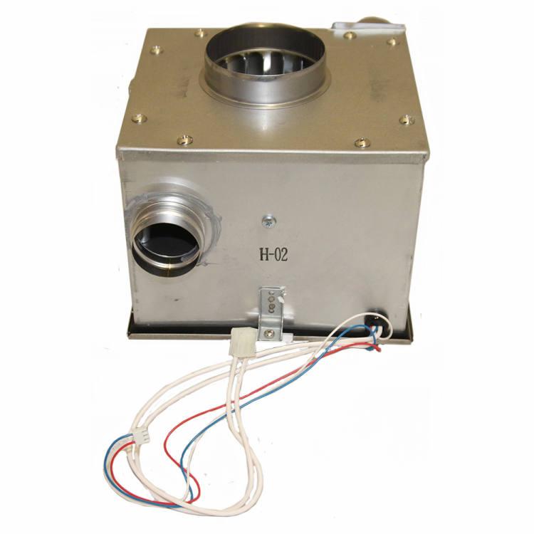Blower Motor w/Case, LASER 60AT