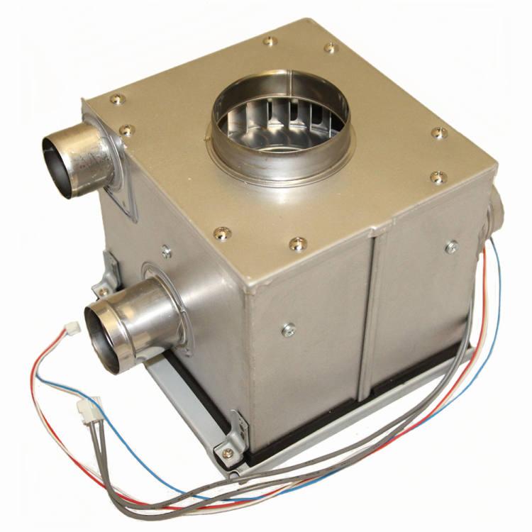 Blower Motor Assembly w/Case, LASER 730