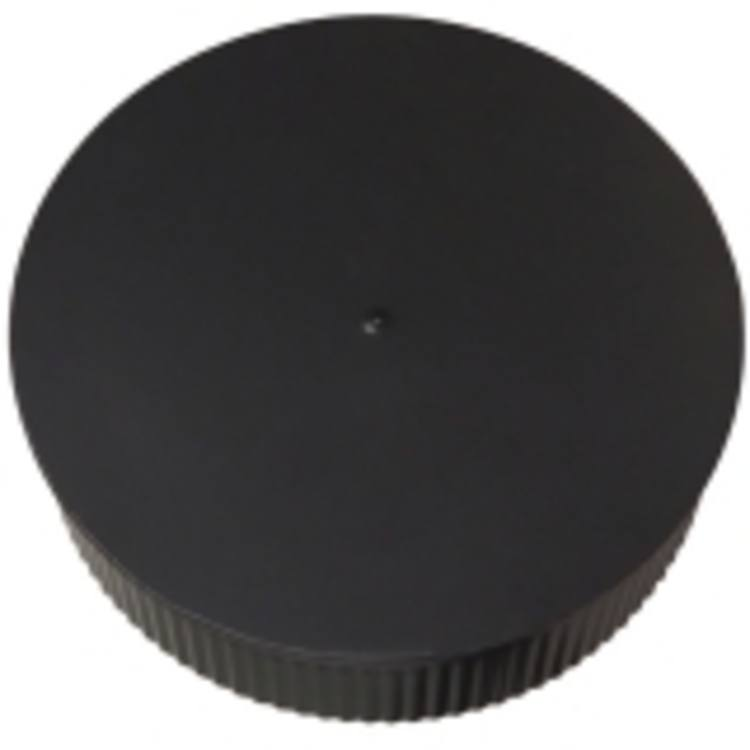 Chimney/Stove Pipe End Cap Small 4''