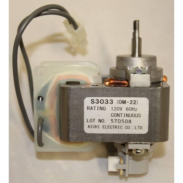 Blower Motor w/Reverse Thread, OM-22, OM-23