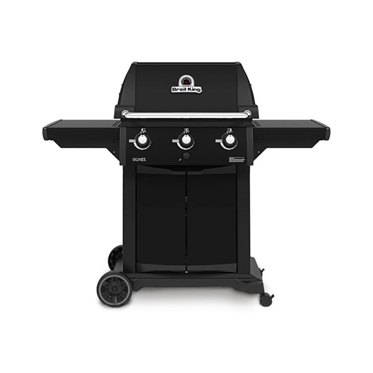 BROIL KING Signet 320B Barbeque Grill, Liquid Propane