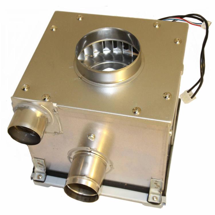 Blower Motor w/Case LASER 73