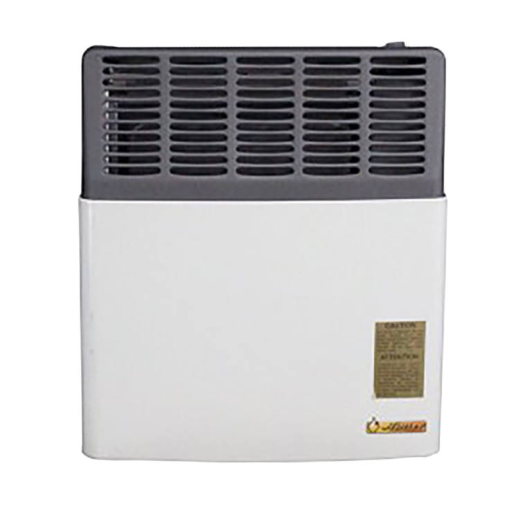 ASHLEY AGDV12-N Direct Vent Heater, 12,000 BTU/H, Natural Gas NO Electricity Required