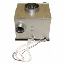 Blower Motor w/Case, LASER 60AT