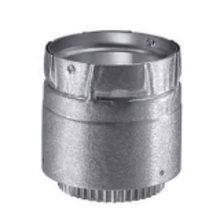 "Stove Pipe PV Flex Adapter Male, 4"""