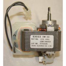 Blower Motor w/Reverse Thread, OM-22, OM-23