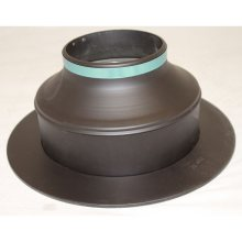 """Stove Pipe 5"""" Ceiling Support"""