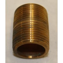 Nipple Male Closed Brass 3/4'' X 1-1/2''