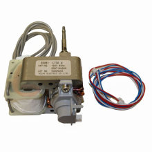 Blower Motor Assembly, LASER 730