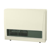 RINNAI EX22CWT-NG Direct Vent Wall Furnace (Thermostat Ready) 21,500 BTU White, Natural Gas