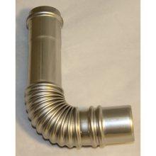 Heat Exchanger Exhaust Pipe LASER 30