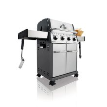 BROIL KING Baron S420 Barbeque Grill, Liquid Propane