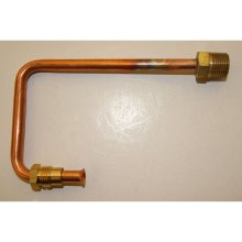 Sump Fuel Pipe, LASER 60AT