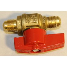 Ball Valve 3/8'' Flare Shut Off Valve