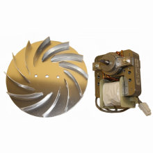 Blower Motor Assembly, LASER 300