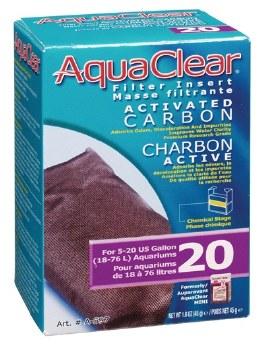Aqua Clear Fluval  Activated Carbon Insert 5-20 Gallon