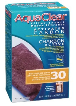 Aqua Clear Fluval  Activated Carbon Insert 10-30 Gallon