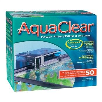 Aqua Clear Power Filter 50 Gallon