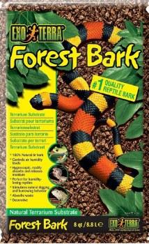 Exo Terra Forest Bark 8qt.