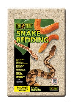 Snake Bedding 8Qt