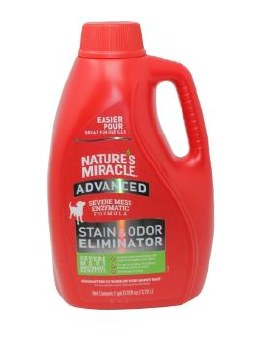 Natures Miracle Advanced  Formula Stain And Odor Eliminator 1 Gallon