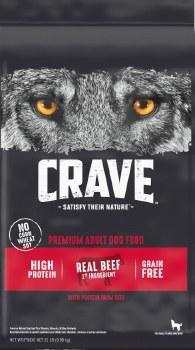 CRAVE Beef 22lb